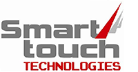 Smart Touch Technology Retina Logo